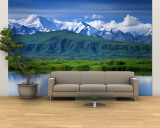 Denali National Park, Alaska, USA Wall Mural – Large