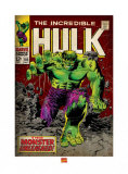 The Incredible Hulk: Monster Unleashed Plakat