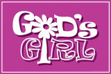 God's Girl Posters