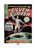 Silver Surfer: The Origin Umělecké plakáty