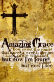 Amazing Grace Plakaty