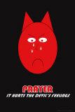 Devil's Feelings Print