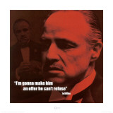 The Godfather: The Offer Planscher