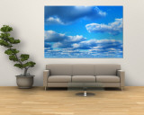 Clouds, Sky Wall Mural