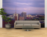 Chattanooga, Tennessee, USA Wall Mural – Large