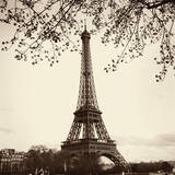 Tour Eiffel Prints by Alan Blaustein
