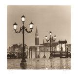 Il Gran Canale Prints by Alan Blaustein