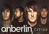 Cities Anberlin Poster