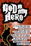 God Hero Print