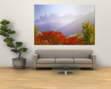 Dolomites Alps, Italy Wall Mural