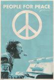 John Lennon, pessoas pela paz Pôsters