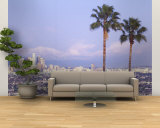 Cityscape, Los Angeles, California, USA Wall Mural – Large