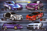 Street Racers Print
