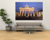 Brandenburg Gate, Berlin, Germany Wall Mural