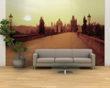 Charles Bridge, Prague, Czech Republic Wall Mural – Large