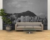 Cityscape, China Sea, Hong Kong, China Wall Mural – Large