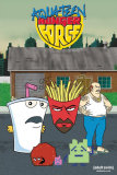 Aqua Teen Hunger Force Print