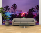 South Beach, Miami Beach, Florida, USA Wall Mural – Large