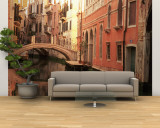 Reflection of Buildings in Water, Venice, Italy Wall Mural – Large