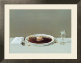Pig in Soup Posters by Michael Sowa