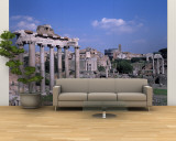 Roman Forum, Rome, Italy Wall Mural – Large