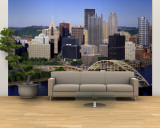 Pittsburgh, Pennsylvania, USA Wall Mural – Large