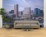 Inner Harbor, Baltimore, Maryland, USA Wall Mural – Large