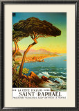 Saint Raphael Posters