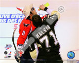 Alex Ovechkin & Evgeni Malkin 2008-09 NHL All-Star Game Photo