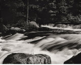 Rushing Waters Prints by Brett Aniballi