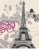 World Tour Butterfly Art by  Z Studio