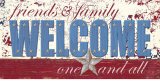Patriotic Welcome Prints by Sam Appleman