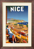 Nizza Kunst von E.H. de Hey