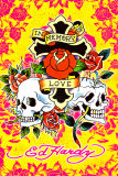 Ed Hardy - In Memory Posters by Ed Hardy