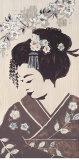 Kyoto Geisha Prints by Bella Dos Santos