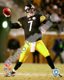 Ben Roethlisberger 2008 AFC Championship Game Photo