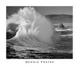 Un, dos, tres... splash Láminas por Dennis Frates