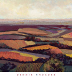 Tuscan Vista Prints by Dennis Rhoades