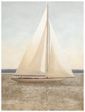 Serene Sail Posters by James Wiens