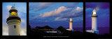 Norah Head Lighthouse Posters af Neville Prosser