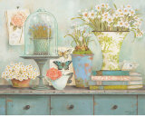 Garden Collectables Prints by Kathryn White