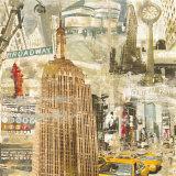 Tyler Burke - In New York City - Reprodüksiyon