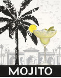 Mojito Destination Poster by Marco Fabiano