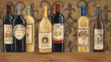 Wines of the World Print
