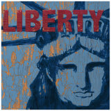 Liberty Reigns Art by Sam Appleman