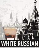 White Russian Destination Affiches par Marco Fabiano