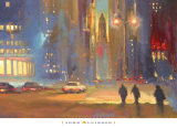 Just Before Dawn Print by John Allinson