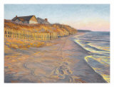 Romantic Getaway Prints by Lucie Bilodeau