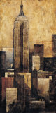 Chrysler Building Poster von G.p. Mepas