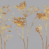 Gold at Dusk I Art by Erin Lange